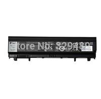 65WH 6CELL Genuine Original Laptop Battery for Dell Latitude 14 15 Series  451-BBIF 451-BBIE 9TJ2J N5YH9 TU211 Free shipping