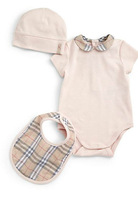 Retail Brand Girl's  Romper+Hat+Bib/Children's Long sleeve Jumpsuits+Cap+Bib/Cute Baby Kids Clothes 3In Sets+Free Shipping