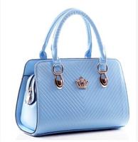Fashion female handbag for women Messenger bags shoulder bags women Crossbody bags Crown Totes free shipping