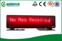 Dot Matrix LED advertising board/LED display with bracket /LED Reception display /led standing display