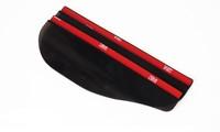 Lowest  350 pair  Universal Car Rear View Mirror Rainproof Blade Rain Cover,Rear Mirror Rain Gear ,Auto Accessories DHL shipping