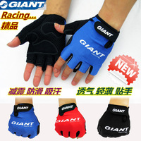 Free shipping !!! 2014 Cycling gloves The new half gloves Cycling equipment Spot summer gloves /size M  L XL