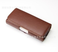 2014 New Holster Belt Clip Leather Case For Apple iphone 5 5S Used in Climb Ride Outdoor activities