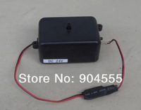 12V 5L/Min Aquarium air pump electronic air pump, fish tank oxygenation pump dual in & outlet