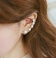 Fashion pearl vintage wedding Stud Earrings(one piece) Women supernova sales 2014 new