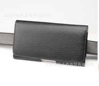 2014 Holster Belt Clip Leather Case For Sony Xperia Z Ultra XL39h Used in Climb Ride Outdoor activities