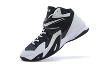 Hot sale high quality,free shipping new 2014 SOLDIER VIII Basketball shoes Elite men Basketball Shoes Famous Player sneakers