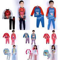 new 2014 frozen baby clothing set doc mcstuffins long sleeve pijamas kids fashion cartoon spiderman children's pajamas set