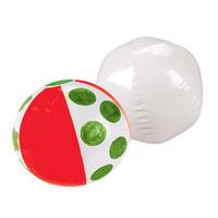 Free shipping Christmas diy beach ball inflatable ball child inflatable toys elastic ball