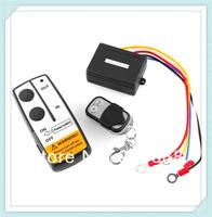 12V 50ft Wireless Remote Control Kit for Truck  ATV Winch Warn Ramsey