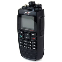 DPMR Digital Walkie Talkie TYT DM-UVF10 VHF+UHF 136-174 400-470MHz VOX Scan Digital Dual-band GPS Function Free HeadsetA7118B