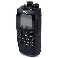 DPMR Digital Walkie Talkie TYT DM-UVF10 VHF+UHF 136-174 400-470MHz VOX Scan Digital Dual-band GPS Function Free HeadsetA7118B