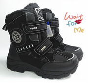 Kapika boys snow boots kids snow shoes children winter shoes 36 - 40 children winter footwear kids snow boots for boy