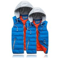 CD-58  Lover women men waistcoat Sleeveless jacket Casual Fashion winter jacket women Waistcoats clothing parka Autumn winter