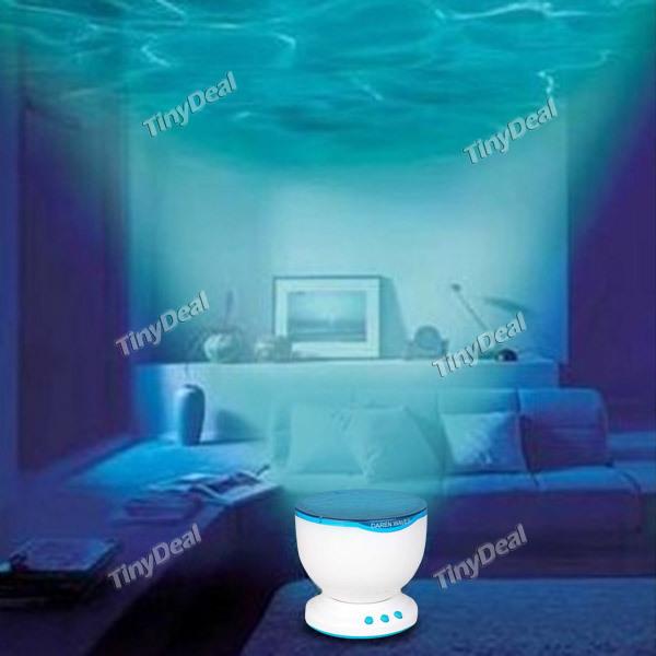 Ночник-проектор океана Ocean Expert купить по цене 490 руб