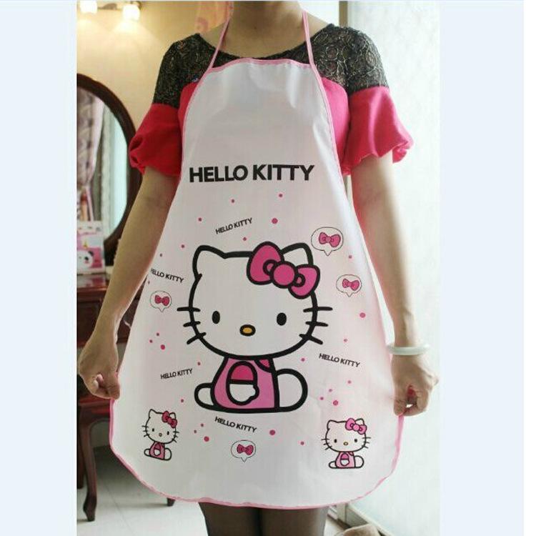 1590 Cute princess apron oil bust sleeveless apron kitchen apron(China (Mainland))