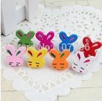 Free shipping New arrival 50pcs/lot Wood Push Pins Thumbtack cute designs animal fruit styles