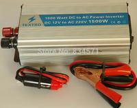 1.5KW 1500W 1500 Watt Modified Sine Wave Power Inverter Home Car DC 12V to AC 220-240V Converter + USB