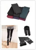 Clothes plus size pants For Women 2014 New  inside Thicken Fur Warm Leggings Wholesale