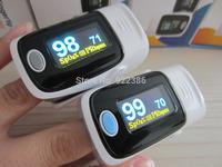 CE & FDA Fingertip Pulse Oximeter, Blood Oxygen SpO2 saturation oximetro monitor +sound