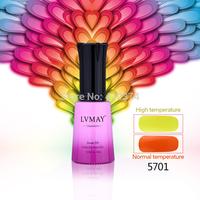 12PCS LVMAY  gel nail polish (10colors +1top+1base)  Chameleonic Temperature Change soak off UV gel 36 colors