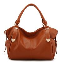 Women leather handbags women shoulder bags vintage Lady Shoulder messenger bags PL321#68