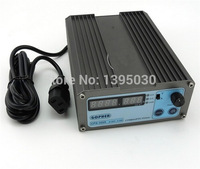 Free shipping by DHL precision Compact Digital Adjustable DC Power Supply OVP/OCP/OTP low power  110V-220V