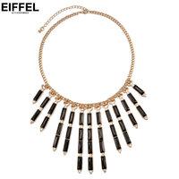 Female nacklace, short design alloy slitless resin pendant gem vintage elegant fashion accessories, Free shipping