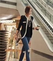 Free shipping 2014 autumn Korea Fashion new small suit small jacket fine temperament