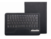 """Hot Sale Universal Removable Leather Bluetooth Keyboard Stand Case For Tablet PC 7"""" 8"""" Free Shipping 1pcs/lots"""