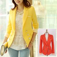 2014 women's slim blazer long-sleeve coat blazer ol elegant women's outerwear