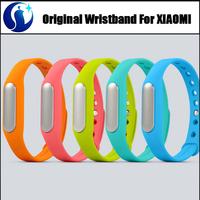 Brand New 100% Original XIAOMI MI3/MI4 Smart Phone Fashion Bracelet New Sport Smart Bluetooth Wristband 6-colors Free Shipping