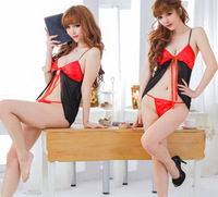 Fast/Free Shipping 2014 European Exotic Sexy Lingerie Hot Sexy Underwear Dress Sex Babydolls