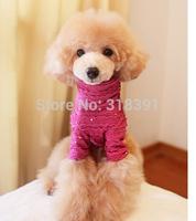 hot sale pet dog suit The dog clothes spring and autumn Pet Coat Puppy Clothing size S/M/L/XL/2XL 10pcs/lot new arrival