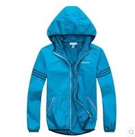 David lewis same style 2014 New Fashion Men Sportswear Men Windbreaker Hooded Jacket Outdoor Waterproof Windproof Sports coat