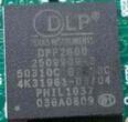 DLP texas instruments  Chip C20 mini projector  DPP2600