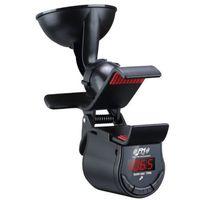 Universal Car Dash Dashboard Windscreen Phone Mount Holder Cradle FM Transmitter  speaker 360 degrees rotate