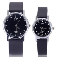 Silicone watch sport fashion casual brand crystal diamonds quartz analog wristwatch for women men lovers best gift 2014 dropship