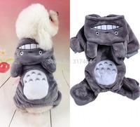 Wholesale Retail  Fashion 2014 Autumn Winter Dog Pet Puppy Jumpsuit Halloween Warm Pet Apparel XXS XS S M L