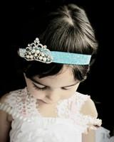 Trial Order Baby Glitter Elastic headband Tiara headband Crown headband baby tiara  Princess headband,baby accessories2pcs/lot