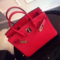 Famous Design women leather bag handbags woman fashion bag women celebrity platinum Lady Shoulder messenger bags PL326#65