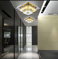 Free Shipping NEW Luxury LED Remote Control Crystal Ceiling Chandelier Lamps / Lights / Lighting Fixtures (Model:CZ025/1)