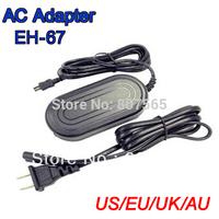 AC Adapter EH-67 for Nikon Coolpix L820 L810 L320 L310 L120 L105 L100 P6000 Adaptador 20 pcs