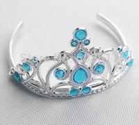 DHL/FEDEX free shipping  Frozen Tiara Princess Anna Tiara Golden & Silver Frozen Crown Frozen Anna Crown Cosplay Tiara