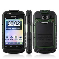 Christmas Gift !!! Discovery V5+ Phone IP67 Dustproof  3.5 inch Screen Dual Core CPU GPS WIF 3G Phone Russia Polski Free Ship