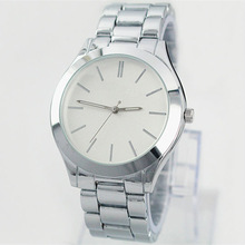 2014 New Fashion Women Dress Watch Luxury Rose gold Bracelets Clock For Lady Silver Stainless steel gift box big dial