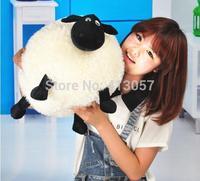 Freeshipping,30cm Super funny Shaun sheep creative plush toy lamb doll Timmy large ball birthday gift toys,2014 New