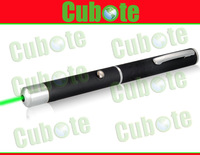 Wholesale Cubote C7 532nm 20mw Green Laser Pointer With a Clear Visible Light (Black)