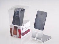 50pcs/lot Universal Smartphone Stand Holder for iPhone 5 5s 5c for Samsung galaxy S5 S4 Note 3 Note 2 Metal Tablet Desk Holder