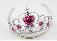 wholsale 30pcs/lot lowest price Frozen Princess headwear  Cosplay Tiara Hair Accessories Crown  Children gift